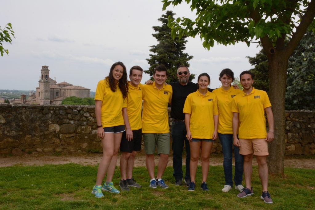 Educatori della Pastorale Giovanile con Don Stefano Savoia