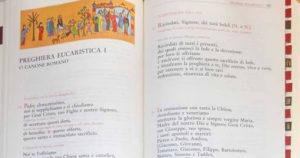 Variazioni nelle risposte dell'assemblea al Nuovo Messale