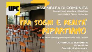 Assemblea pastorale 2021
