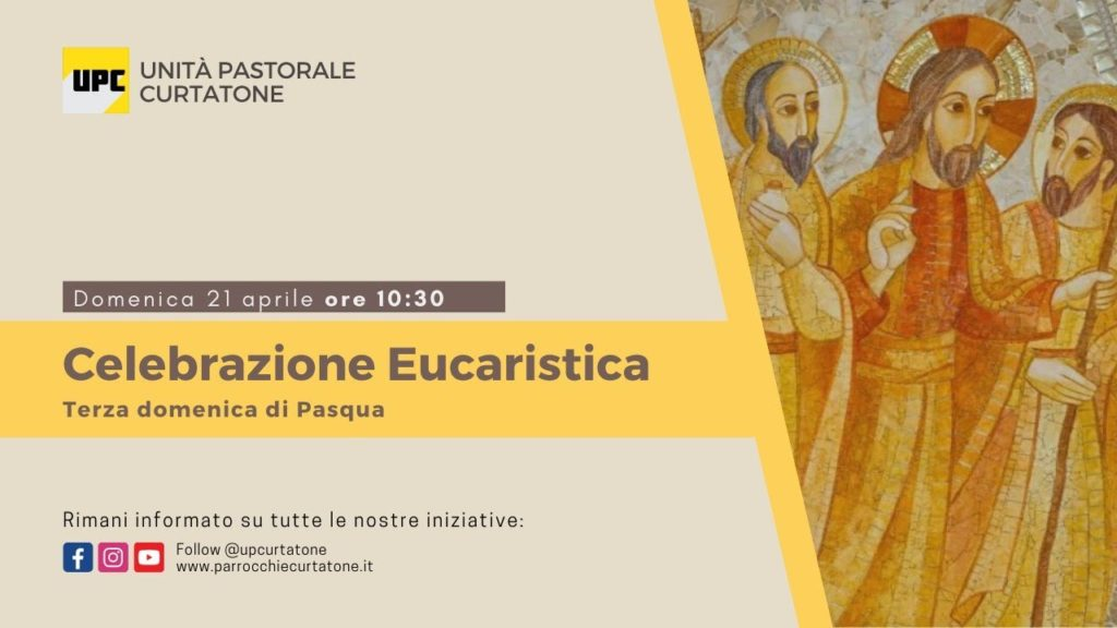Santa Messa di Domenica 26 Aprile 2020